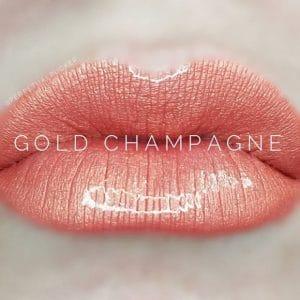 GOLD CHAMPAGNE LipSense
